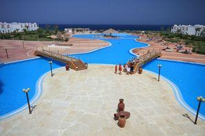 Egypte-Hurghada, Hôtel Fantazia Resort.