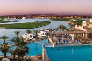 Egypte - Marsa Alam, Hôtel Marina Lodge