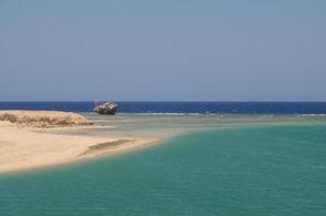 Egypte - Marsa Alam, Hôtel Three Corners Sea Beach