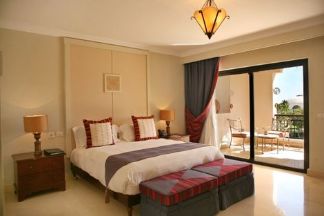 Hôtel Intercontinental Palace Port Ghalib Resort 5* - MARSA `ALAM - ÉGYPTE