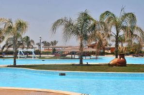 Egypte-Marsa Alam, Hôtel El Malikia Resort Abu Dabbab