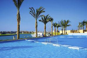 Egypte-Marsa Alam, Hôtel Marina Lodge