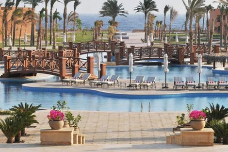 Hôtel Resta Grand Resort 5* - MARSA `ALAM - ÉGYPTE