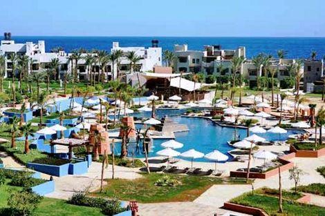 Hôtel Siva Oasis Port Ghalib 5* - MARSA `ALAM - ÉGYPTE