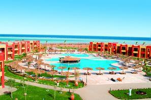 Egypte-Marsa Alam, Hôtel Tulip Magic Resort