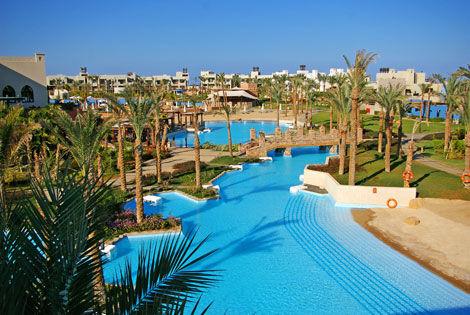 Hôtel Crowne Plaza Sahara Oasis Port Ghalib Resort 5* - PORT GHALIB - ÉGYPTE