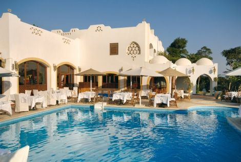 Domina Coral Bay Sultan Hotel 5* - SHARM EL-SHEIKH - ÉGYPTE