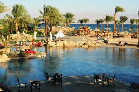 Hôtel Marriott Beach resort 5* - TABA - ÉGYPTE