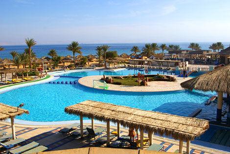 Hôtel Radisson SAS Resort Taba 5* - TABA - ÉGYPTE