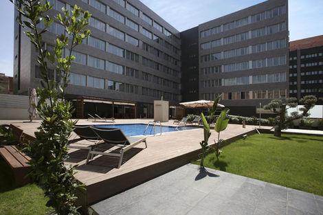 Hôtel Villa Olimpic Suites Hotel & Spa 4* - BARCELONA - ESPAGNE