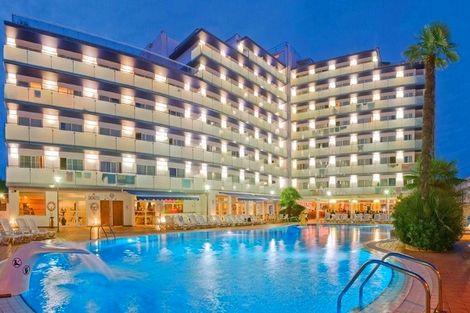Hôtel Mar Blau 3* - CALELLA - ESPAGNE