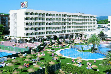 Hôtel Evenia Olympic Park 4* - LLORET DE MAR - ESPAGNE