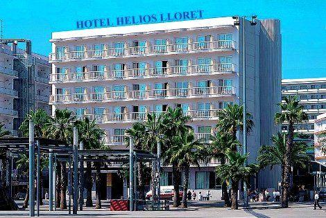 Hôtel Helios 4* - LLORET DE MAR - ESPAGNE