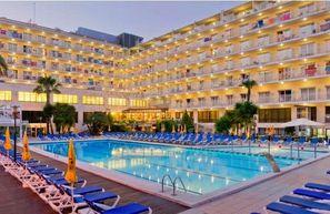 Espagne - Lloret De Mar, Hôtel GHT Oasis Park & Spa