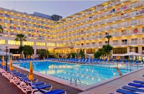Hôtel GHT Oasis Park & Spa 4* - LLORET DE MAR - ESPAGNE