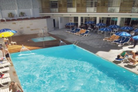 Hôtel Plaza Paris 4* - LLORET DE MAR - ESPAGNE