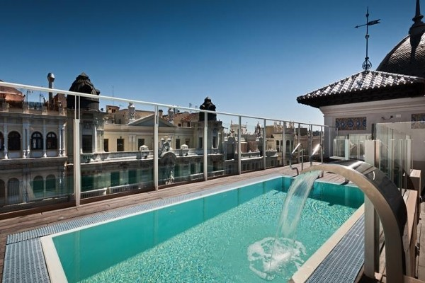 Piscine - Catalonia Gran Via Madrid 4*