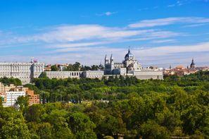 Espagne-Madrid, Hôtel Best Western Los Condes 3*