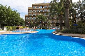 Espagne-Malgrat De Mar, Hôtel Luna Club