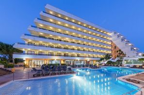 Espagne-Malgrat De Mar, Hôtel Tropic Park
