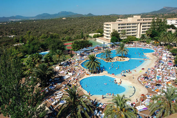 H tel cala romani palma espagne ecotour for Hotel design palma de majorque