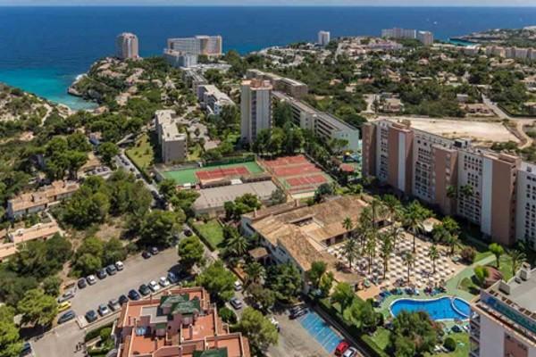 Vue panoramique - Hôtel club HYB Eurocalas 3*