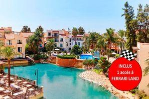 Espagne-Salou, Hôtel PortAventura avec accès illimité à PortAventura Park et une entrée à Ferrari Land