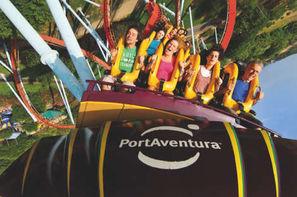 Vacances Salou: Hôtel PortAventura 4*+ Accès illimité à PortAventura Park