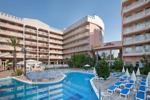 Hotel Club Salou Demi Pension