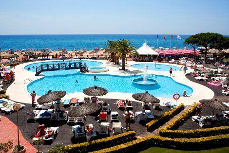 Hôtel Tahiti Playa Hotel 3* - SANTA SUSANNA - ESPAGNE