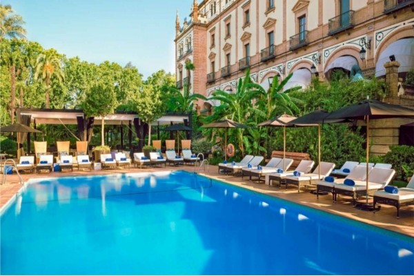 piscine - Alfonso XIII