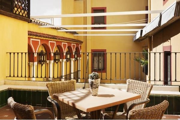 Terrasse - H10 Corregidor Boutique Hotel 3*