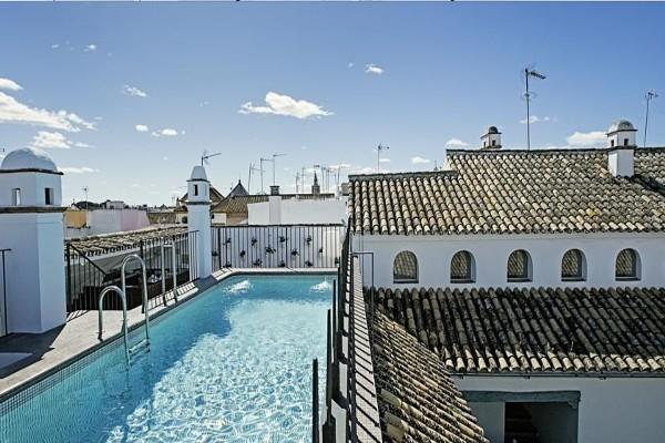 Terrasse - Hospes Las Casas Del Rey De Baeza 4*