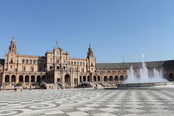 Vue panoramique - Résidence locative Pierre & Vacances Résidence Sevilla