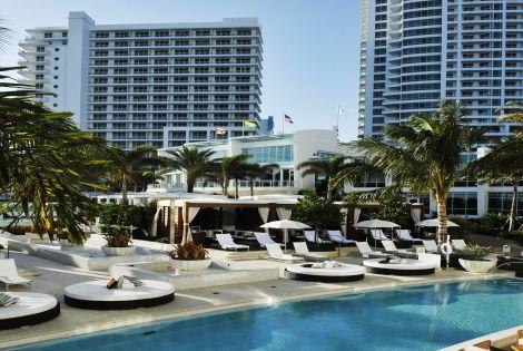 Hôtel Fontainebleau Resort & Spa 5* - MIAMI - ÉTATS-UNIS