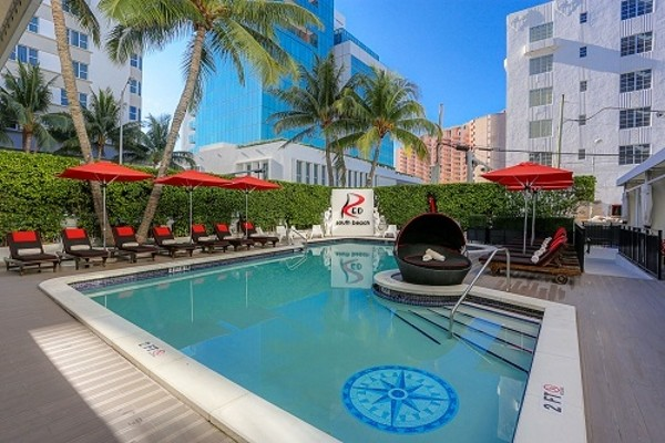 Hotel Pas Cher Miami South Beach