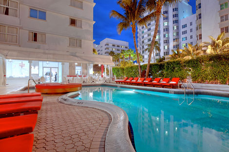 Hôtel Red South Beach 3* - MIAMI - ÉTATS-UNIS