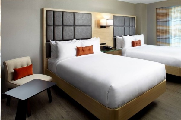H tel cambria hotel suites times square new york etats for Hotel pas cher ny