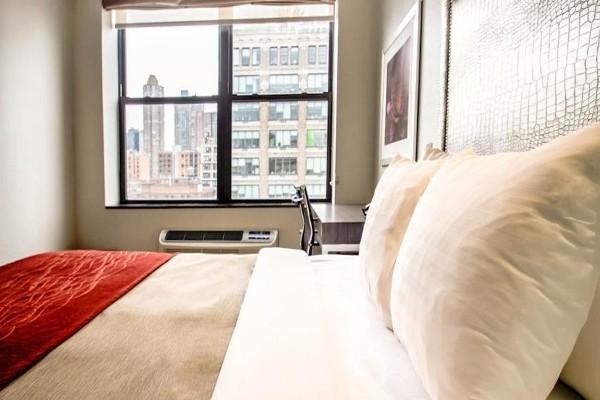 chambre - Comfort Inn Midtown West