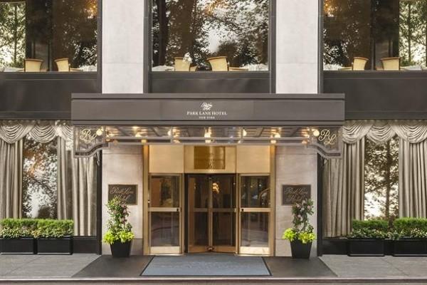 Facade - Park Lane Hotel (ex Helmsley Park Lane) 4*