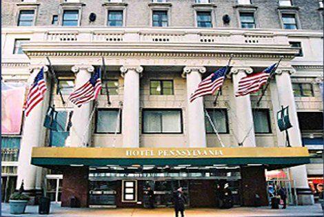 Hôtel Pennsylvania 2* - NEW YORK - ÉTATS-UNIS