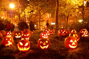 Etats-Unis - New York, Hôtel Halloween à New York