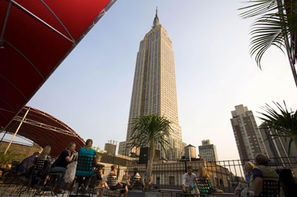 Vacances New York: Hôtel Metro