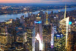 Etats-Unis-New York, Hôtel Mini Séjour Découverte New York