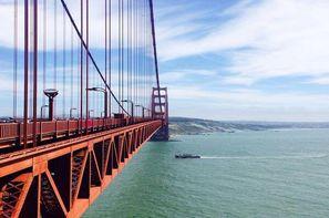 Etats-Unis-San Francisco, Hôtel Mini Séjour Découverte San Francisco