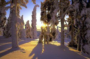 Séjour Finlande - Hôtel Arctic Club Savukoski