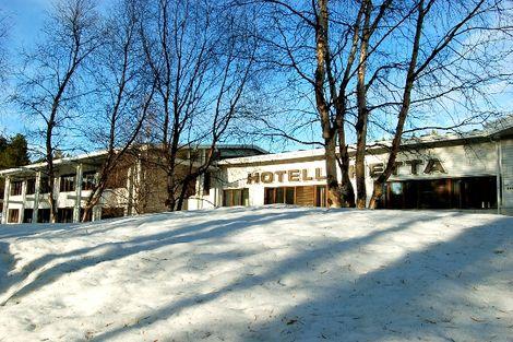 Hôtel Hetta - Magie de Laponie 3* - KITTILA - FINLANDE