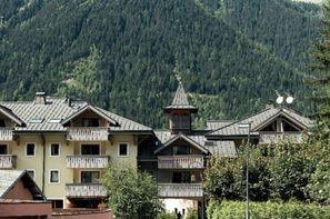 France Alpes - Chamonix, Résidence avec services Pierre & Vacances Premium La Ginabelle