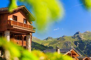 France Alpes - Courchevel, Hôtel Blanche Neige 3*