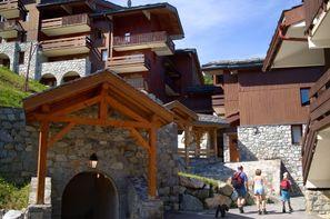 France Alpes - Courchevel, Résidence avec services Maeva Planchamp et Mottet